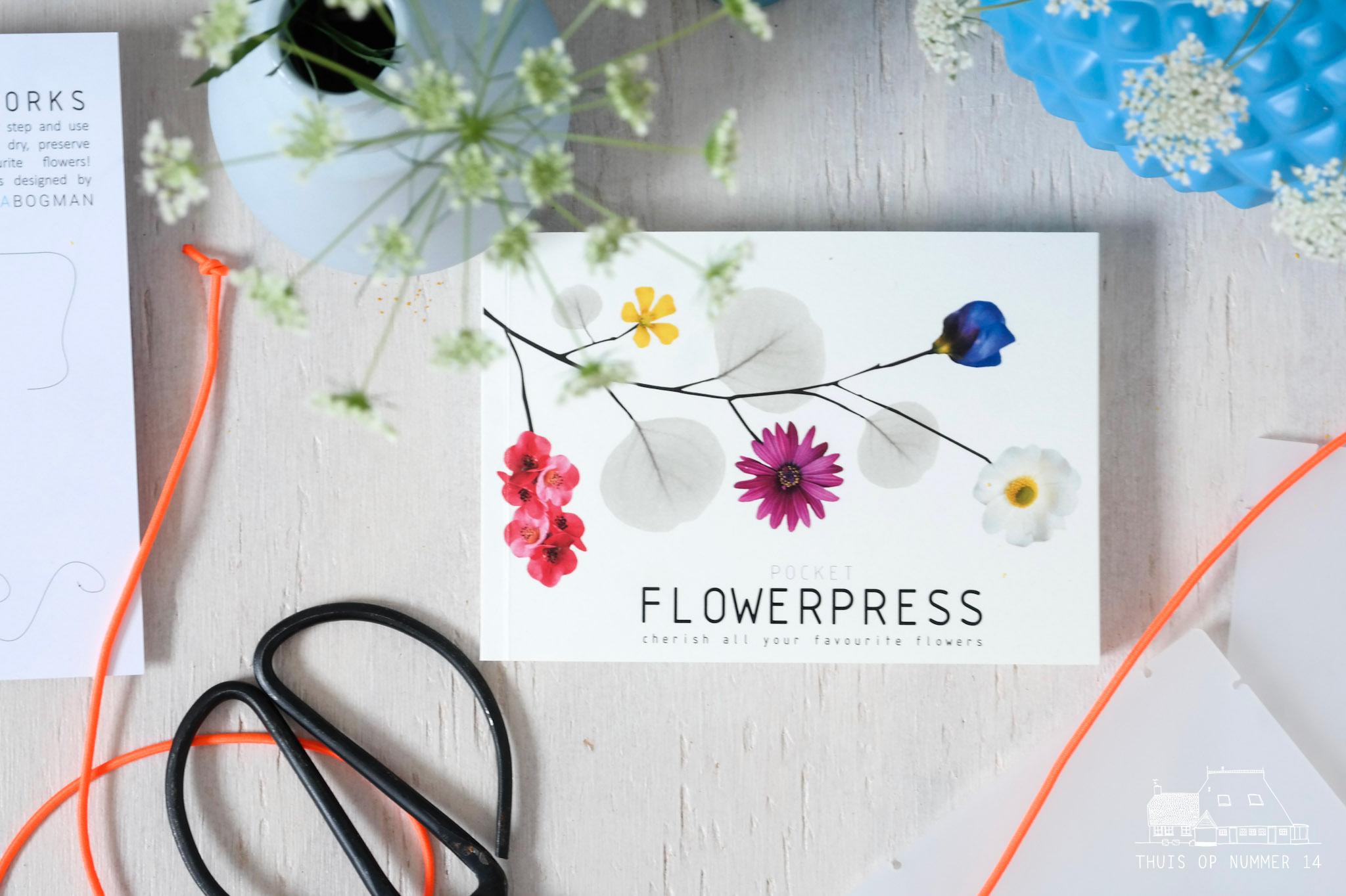 thuis op nummer 14 - flowerpress 2.0