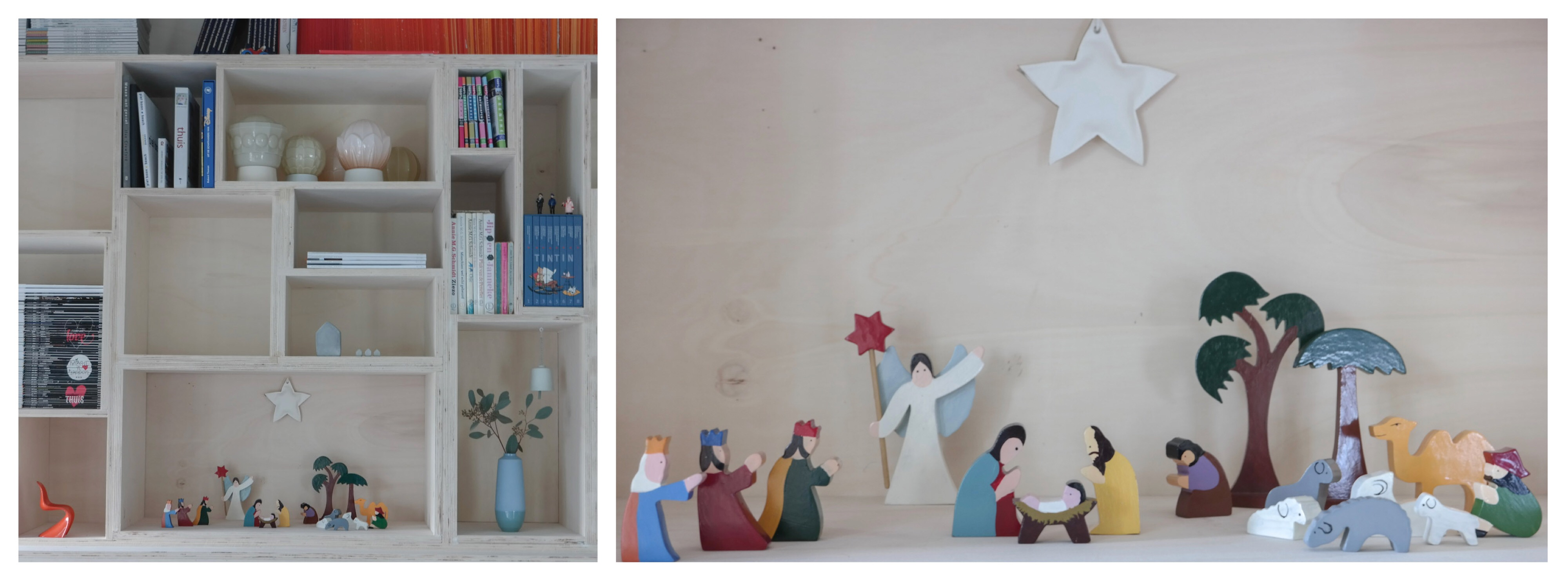 thuis op nummer 14 - Driekoningen, dag Kersthuis 2017