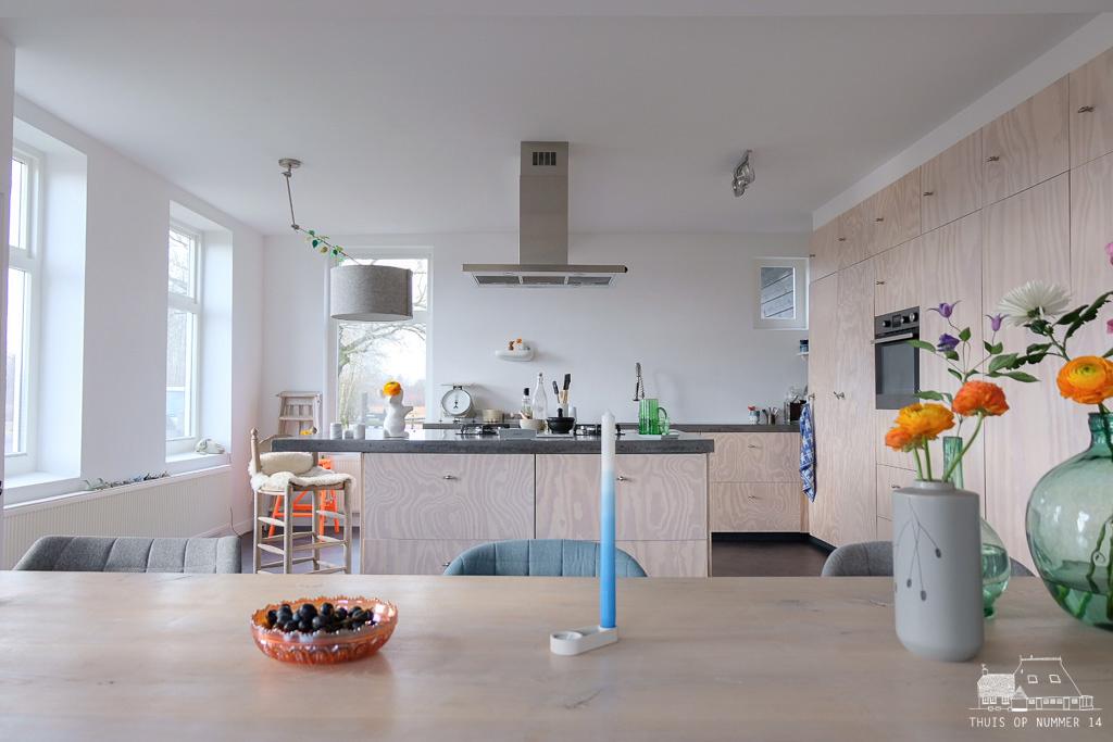 thuis op nummer 14 - uit de keuken van thuisopnummer14