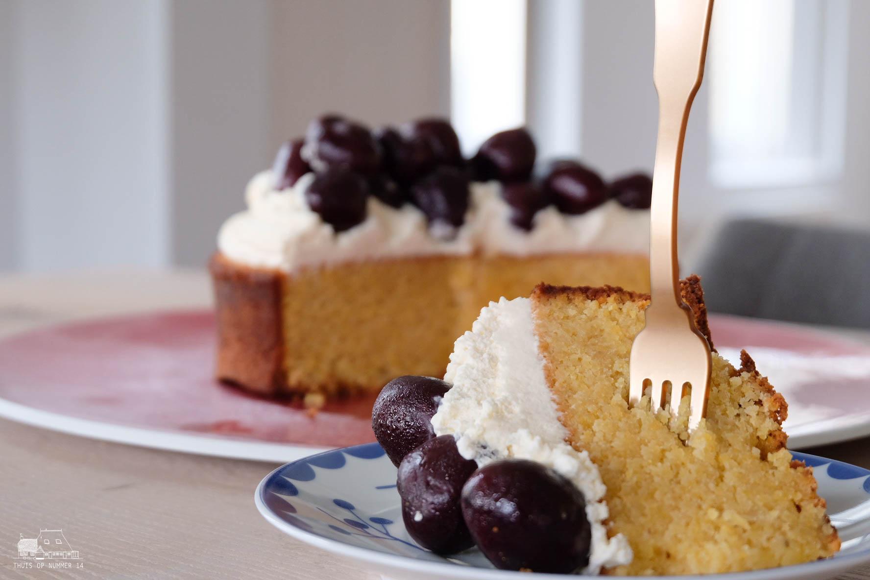 thuis op nummer 14 - kers op de taart