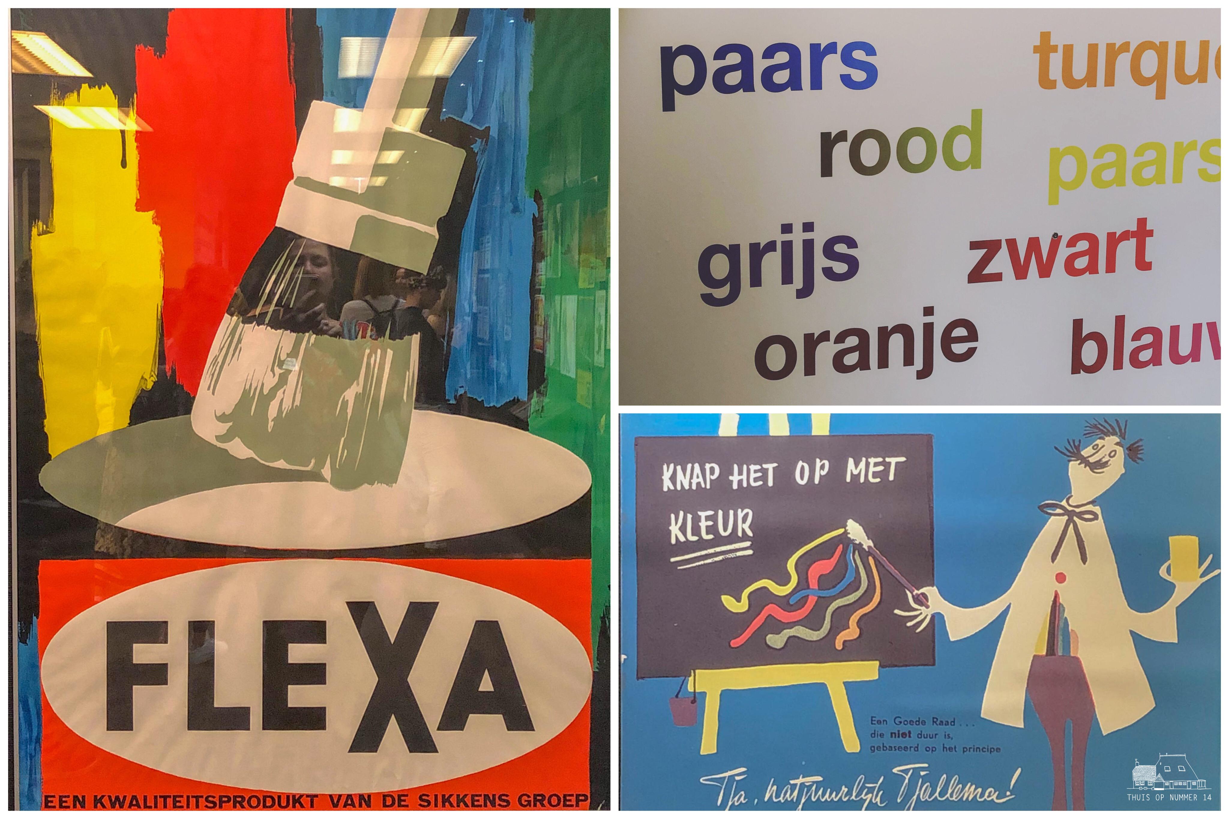 thuis op nummer 14 - bloggersdag van Flexa