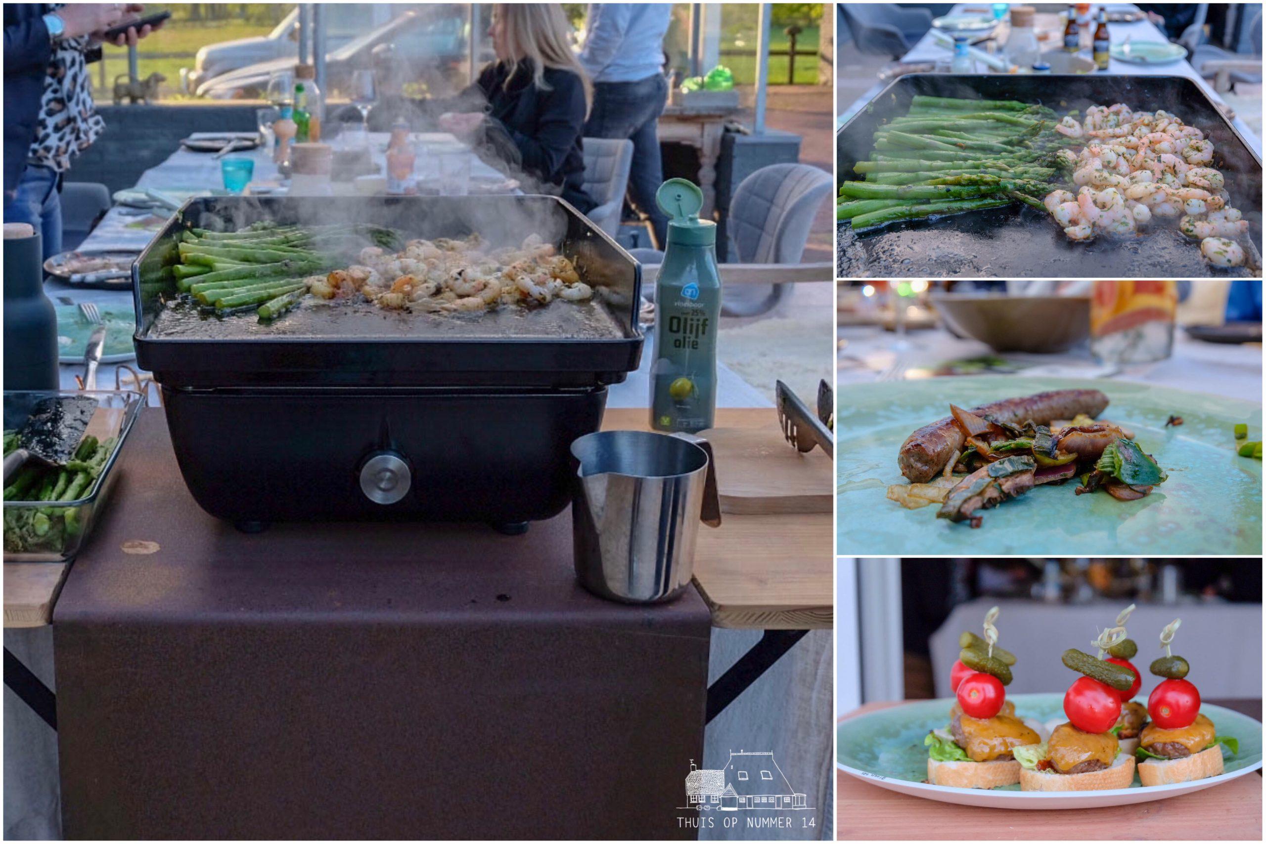 Koken op de Cooker van Ferleon.